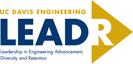 Leadership in Engineering Advancement, Diversity and Retention (LEADR) Program logo