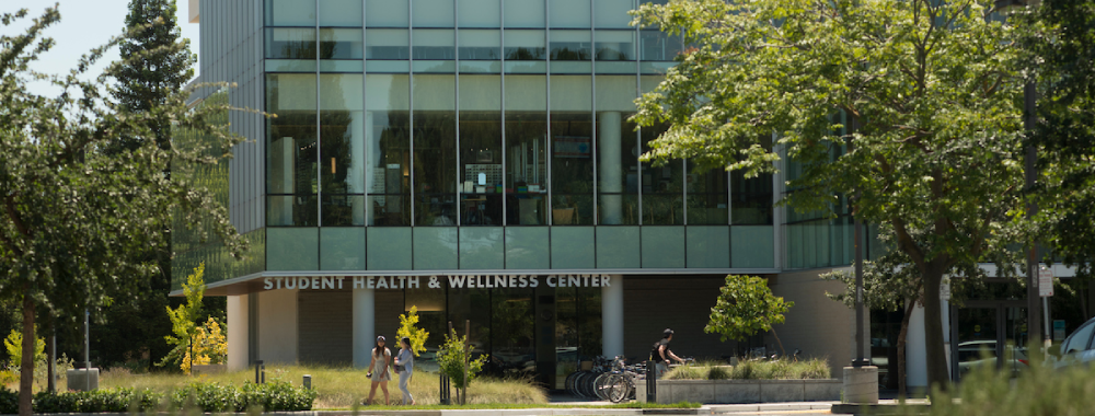 The Student Health and Wellness Center is open to all students