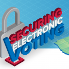 Securing Electronic Voting banner.