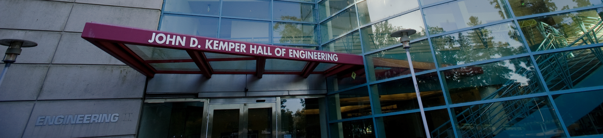 Kemper Hall at UC Davis